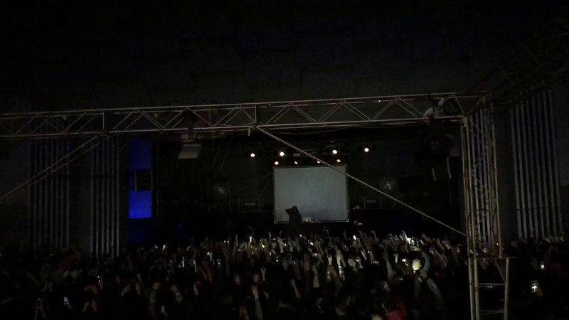 Bones - RestInPeace - live @ Bingo, Kyiv 01.21.2018