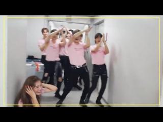 180808 NCT 2018 - #RedVelvet #PowerUp Dance Catch Up @ Red Velvet Twitter Update