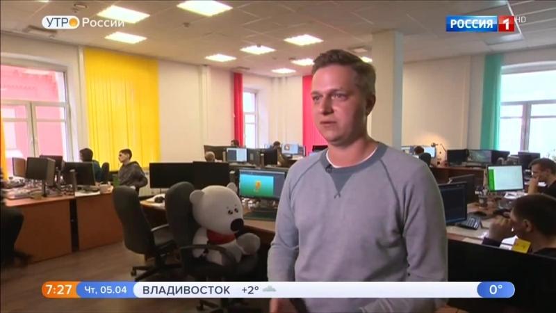 Россия 24 - Мультгерои на экранах планшетов: детям можно не расставаться с любимыми персонажами - Россия 24