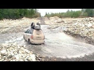 Дорог в России просто нет! Автопробег по Сибири.