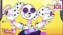 🤩 Кученца примадони Улица Далматинци 101 Disney Channel Bulgaria