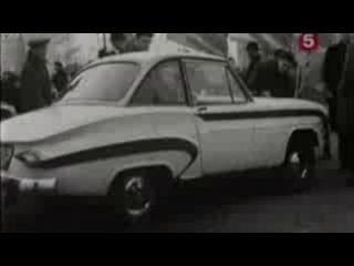 Советские кустарные автомобили в КРОКУС ЭКСПО