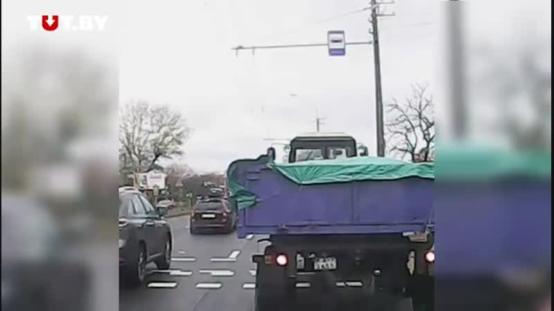 В Минске избили маршрутчика