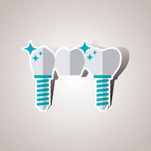 Стоимость импланта одиночного зуба зависит