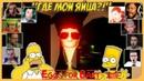 Реакции Летсплейщиков на Скример Мардж Симпсон из The Simpsons: Eggs For Bart
