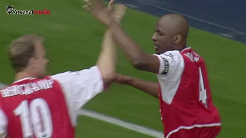 Arsenal - Leader. Legend. Invincible. - Patrick Vieira...