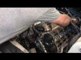 Специальный инструмент для замены цепей ГРМ на бензиновом двигателе 5 л Рендж Ровер