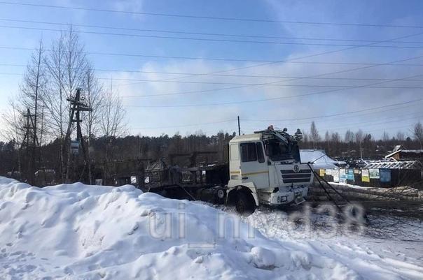 ДТП 14.02.2019 в районе дома №7 по ул. Братская