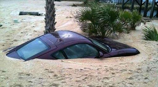 Зыбучие пески - коварный убийца