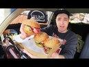 3 бургера за 219 руб Трамп Бургер (Trump Burger) Обзор еды