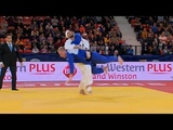 Гран-при по дзюдо в Гааге золото Мусы Могушкова