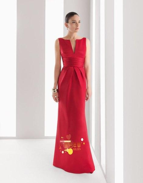 длинные вечерние платья на свадьбу недорого