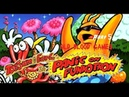 ToeJam Earl in Panic on Funkotron 5 Pesky Place and Squidlys Pad