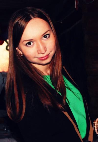 Алена Трубинова, 1 июня 1991, Пермь, id15600271