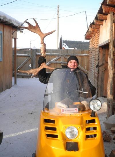 Денис Микунов, 15 августа , Новосибирск, id153656889