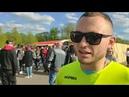 Алексей Орехов FMX13 на открытии мотосеона в Парке Горького