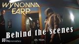 Wynonna Earp 3x04 - Behind the Scenes (and more)