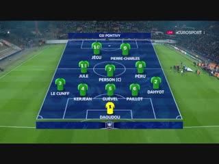 Понтиви - ПСЖ 0-4 ( Кубок Франции)