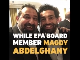 Here are 4 issues Mohamed Salah has with Egypt's FA