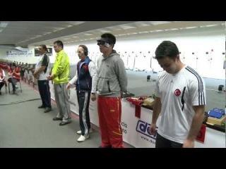 Finals 10m Air Pistol Men - ISSF Rifle&Pistol World Cup 2012, Milan (ITA)