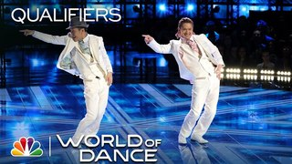 World of Dance 2018 - Hilty & Bosch: Qualifiers (Full Performance)