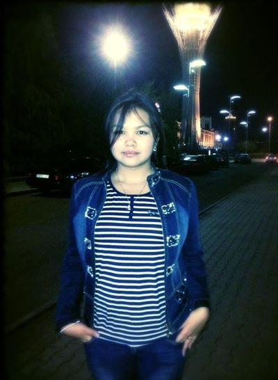 Алия Науанова, 1 ноября 1997, Краснодар, id169304714