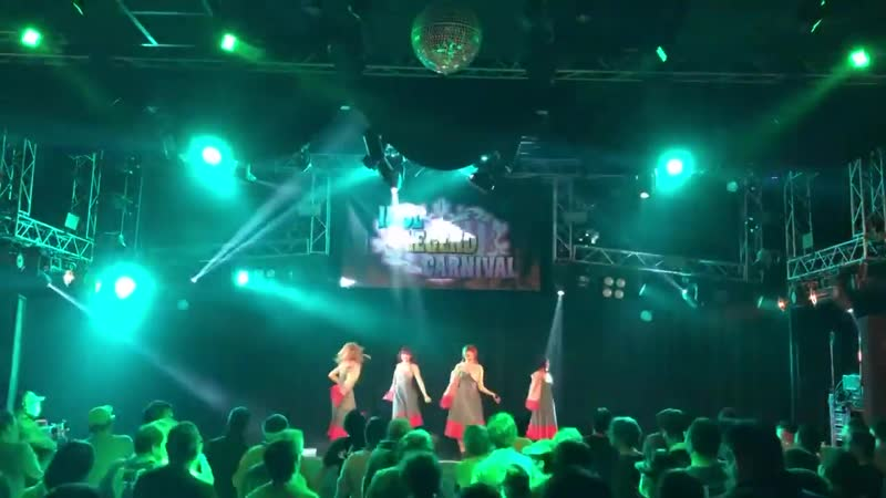 ZOMBIE POWDER - DEAD DAIRY (Live 2019.01.20 at Shinjuku RENY)