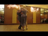 Nito & Elba Garcia @ La Milonga Rosa ...Friday, August 01, 2014
