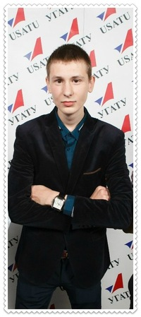 Павел Лобастов, 12 апреля 1995, Уфа, id17886331