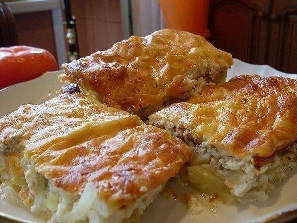 Рыбная запеканка Ингредиенты: – 3 яйца – 1 банка сайры