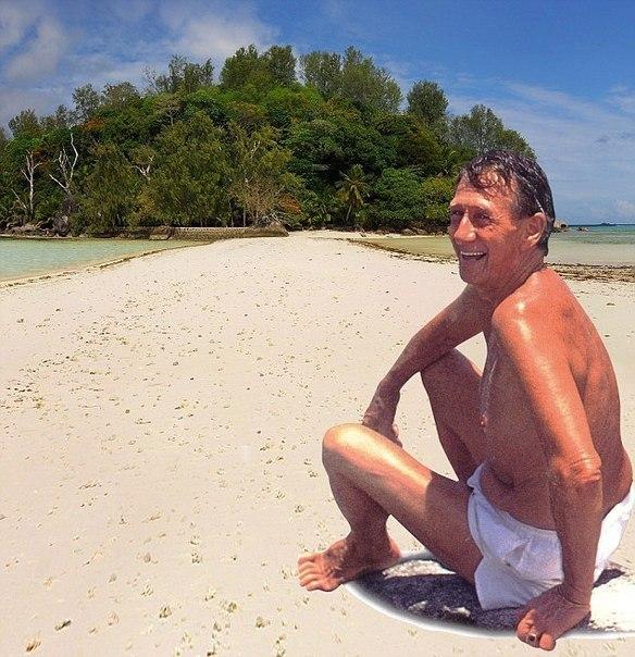Собственный остров за 13 тысяч долларов. Остров Мойен Брендона Гримшоу.