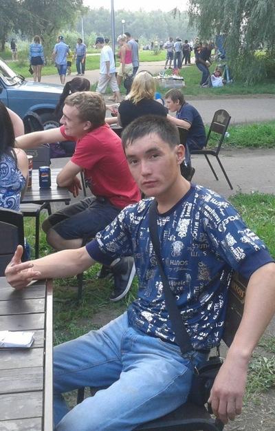 Марат Баратов, 28 мая 1989, Омск, id13725637