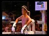 THAI FIGHT 8/10 Sudsakorn Sor.Klinmee vs Ong Piarak 70Kg. 19 Apr 2013