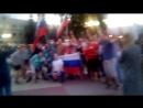 Щёлково празднует победу сборной России Всех поздравляем с победой Россия 🙌🇷🇺