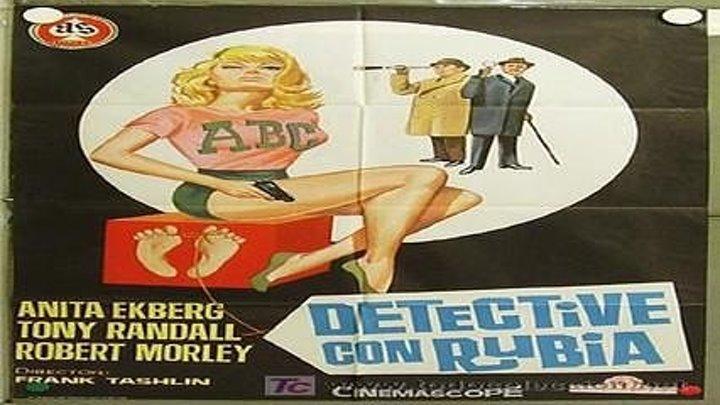 Detective con rubia (1965)