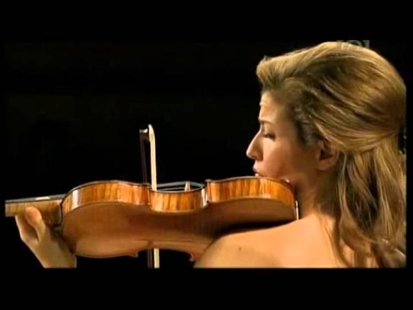 Mozart, Violinsonate F Dur KV 377 Anne Sophie Mutter Violine), Lambert Orkis (Klavier)