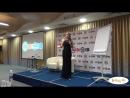 Олеся Петричик, ТОП лидер BitClub Network. Криптоконференция в Киеве. Август 2018