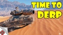 World of Tanks Funny Moments TIME TO DERP WoT June 2018