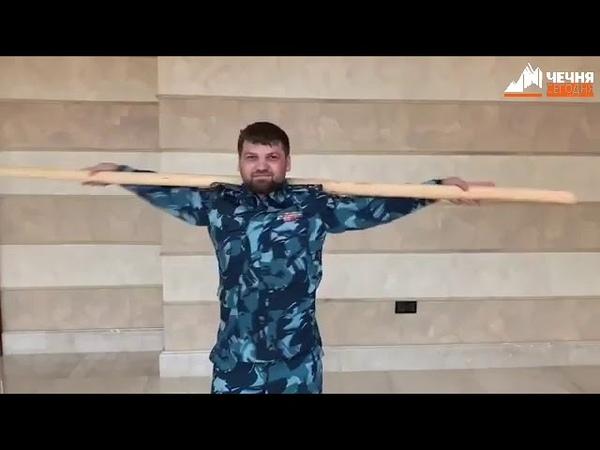 Рамзан Кадыров придумал как рационально использовать сотрудников ГИБДД по ЧР