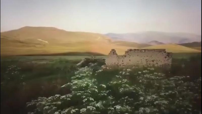 Günnüt kəndinin dronla çəkilişi