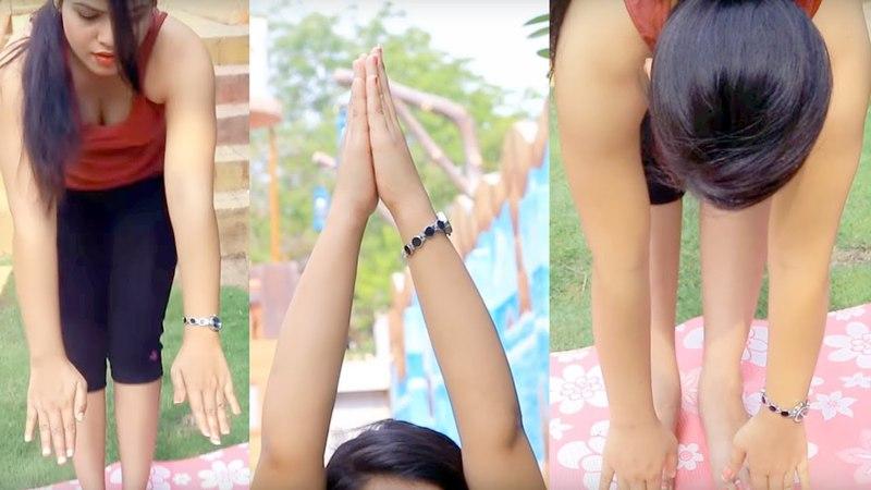 Veera Bhadrasana | Wake up in the morning Yoga Routine| Full Body Yoga Flow