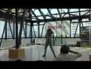 Показательное выступление ученицы Кира соло хип хоп, тренер Евгений Черкасов
