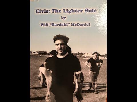 Elvis Football Game Will Bardahl McDaniel Graceland Elementary Memphis Tennessee Da Spa Guy DSG 78
