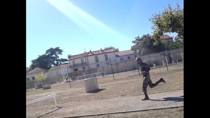 El Moungar-2010 Полоса препятствий легионеров-Parcour obstacles
