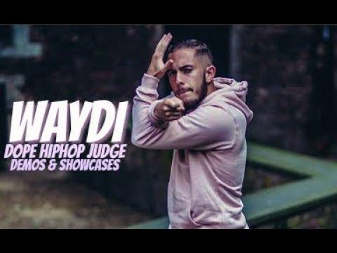 Waydi Wayde | Dope HipHop Judge Demos Showcases
