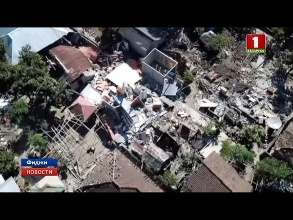 Сразу два мощных землетрясения зафиксировали геологи