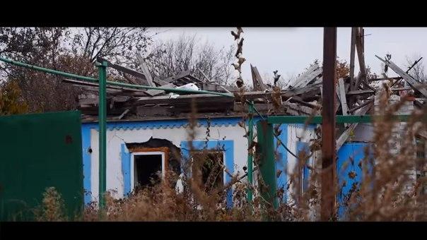 Последних людей украинская армия убивала здесь буквально вчера