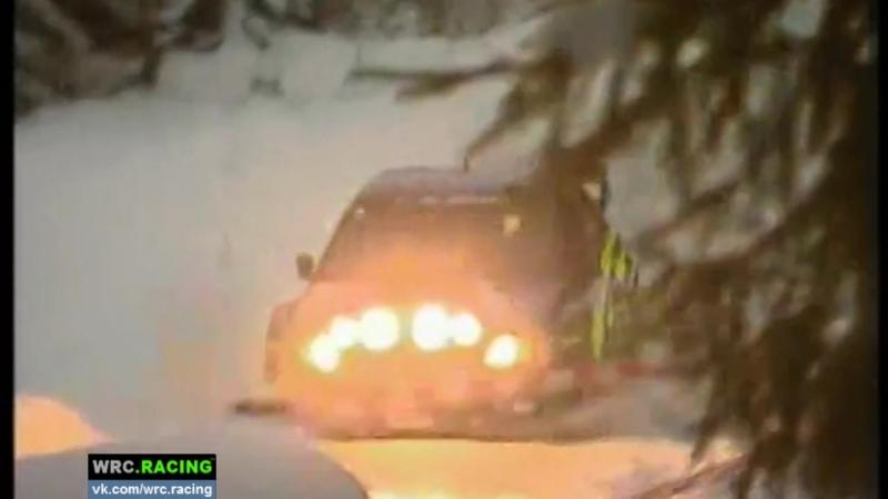 WRC 2007. Этап 3. Обзор Ралли Норвегии