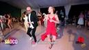 Marco Ivanyk and Viktoria Klimenko Salsa Dancing in Malibu at The Third Front 2018, Sat 04.08.2018