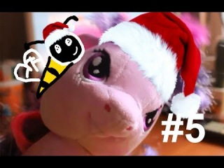 Пчёлга и Пони Твайли #5 - С Новым Годом